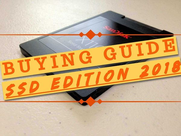 Buying Guide - SSD Edition
